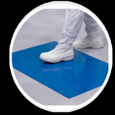 Alfombra adhesiva - sticky mat
