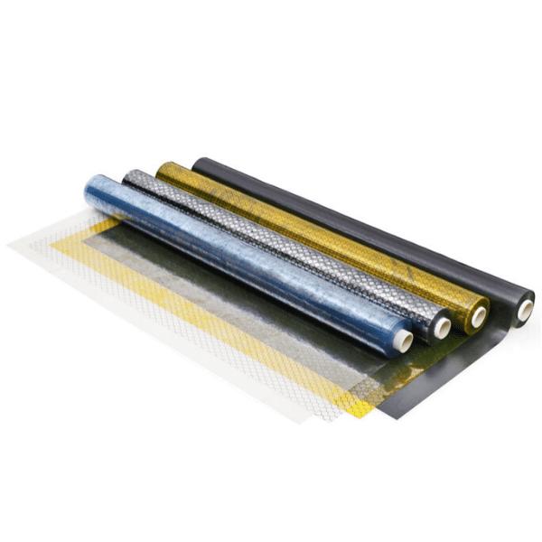 ESD PVC Grid Curtain