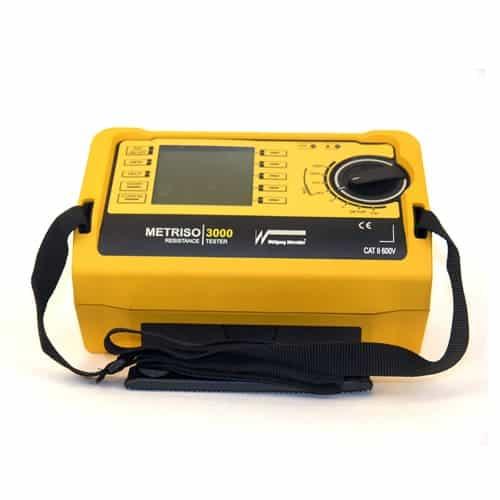 Kit de prueba de alta resistencia Warmbier METRISO® 3000COMPRAR AHORA